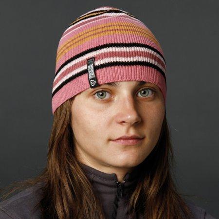 Čepice nordblanc dámská  pletená  NBWHK460 RŮŽOVÁ