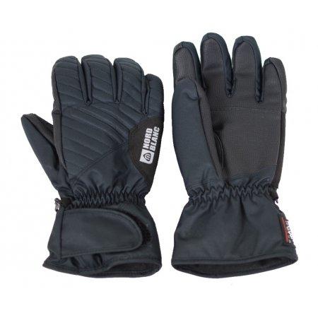 Dámské lyžařské rukavice NORDBLANC GUR NBWG3342 ČERNÁ